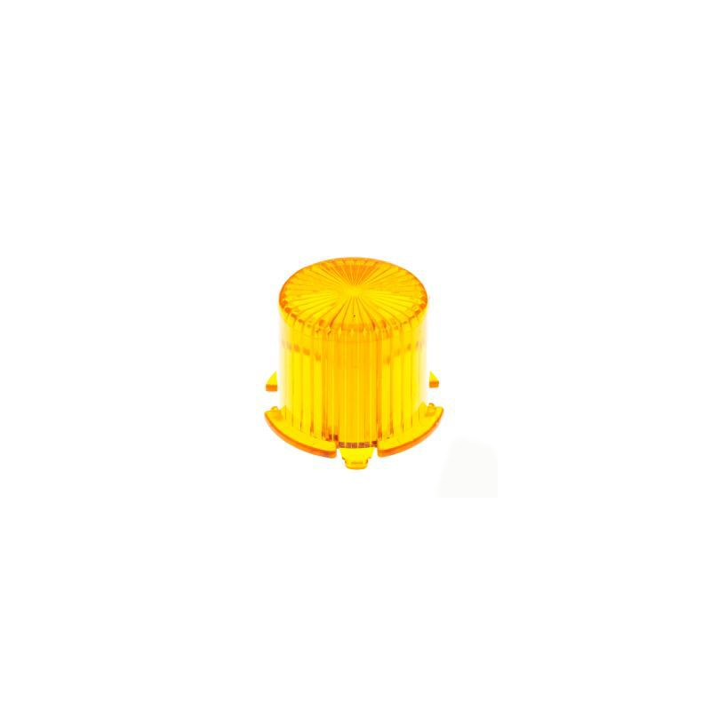#03-8171-16 CUPOLA LAMP. FLASH GIALLO Domes - Twist On