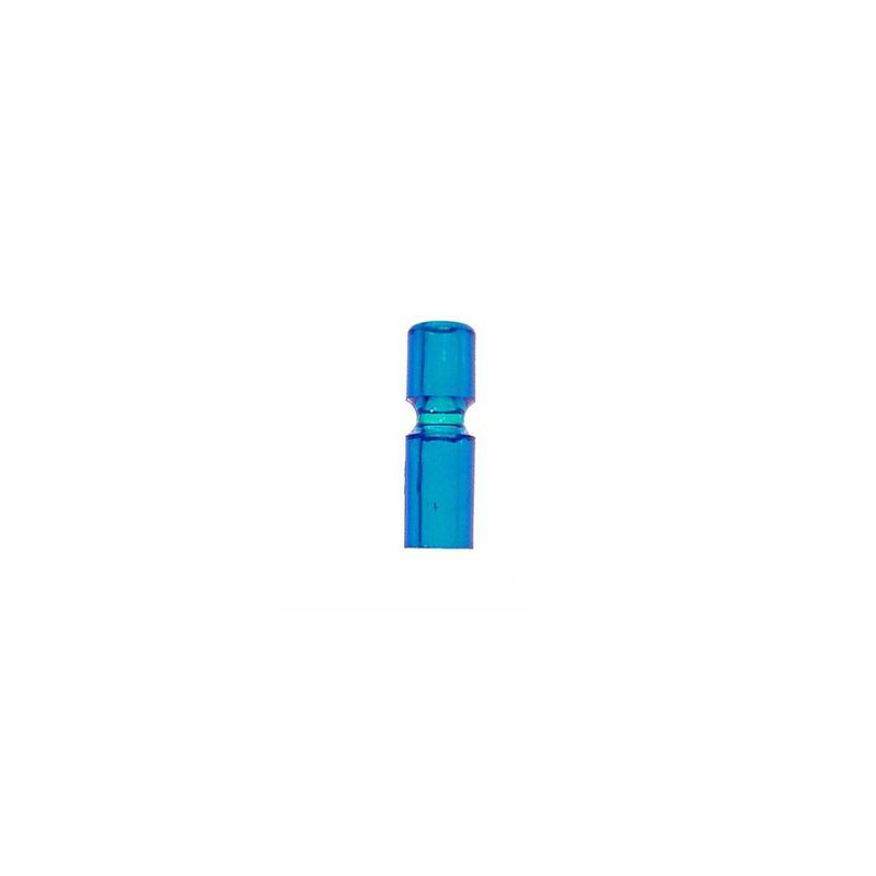 #03-8365-10 TORRETTA POST 1-1/4 STRETTA TRASPARENTE BLU/BLUE NARROW WILLIAMS / BALLY