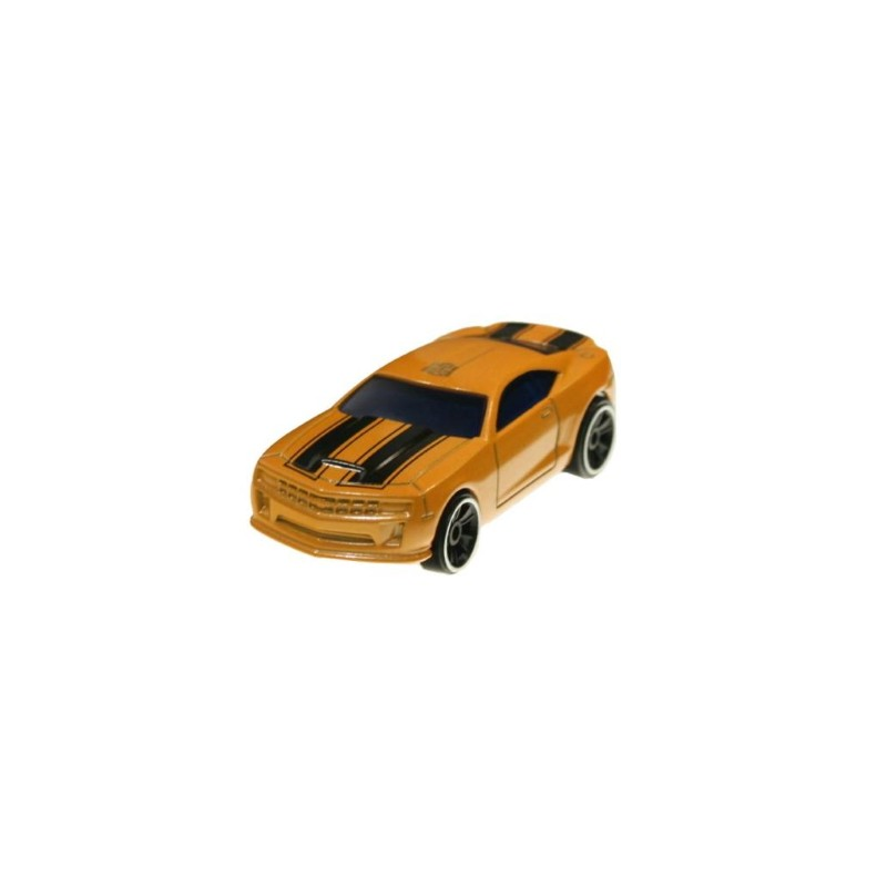 #880-6141-00TRANSFORMERS LE (Stern) Bumblebee car Mustang