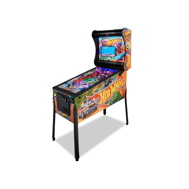 Flipper HOT WHEELS™ It's time to get hot! American Pinball